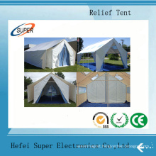 Custom Waterproof Wind Resistant Winter Disaster Relief Tents